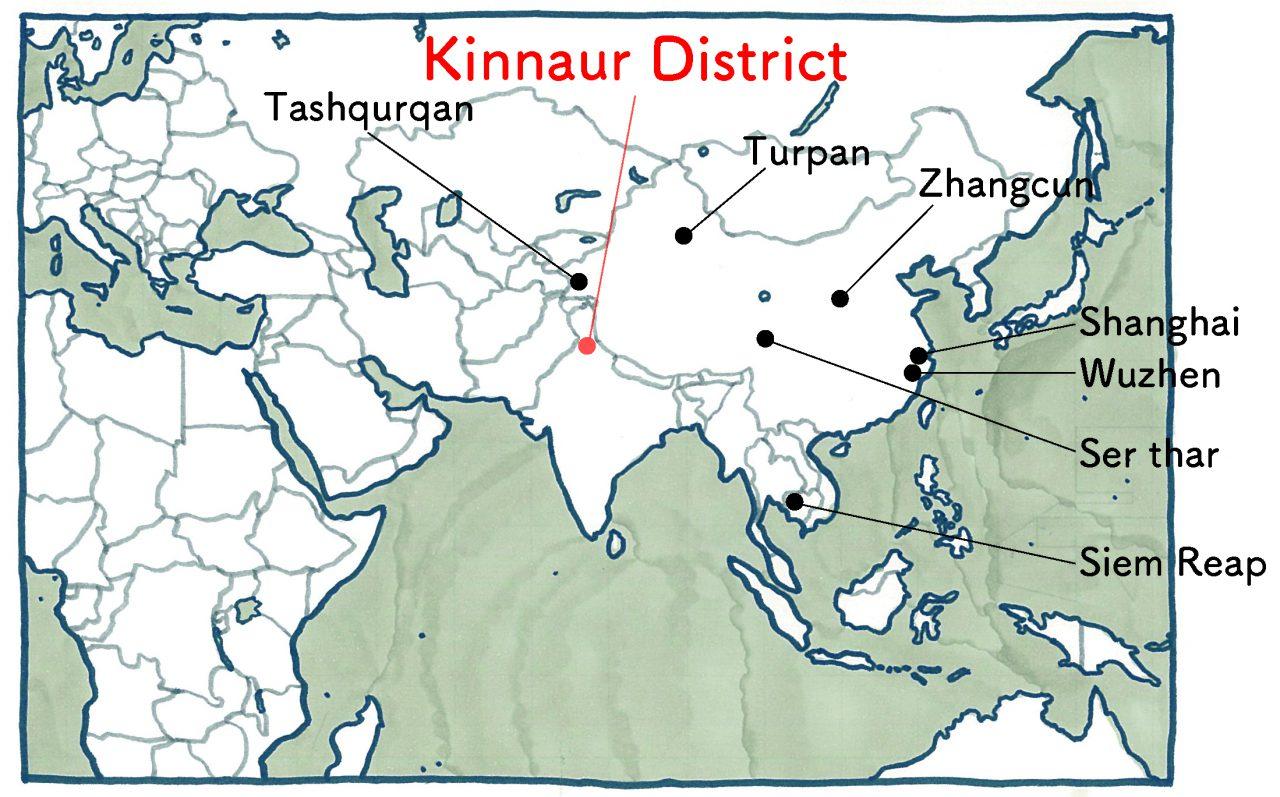 the overhanging village kinnaur district india part 1 culture